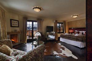 Chalet Truffe Blanche in Verbier has nine en-suite bedrooms