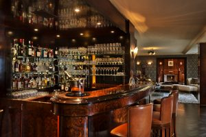 Chalet Truffe Blanche bar