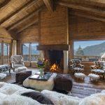 Tesseln fireplace
