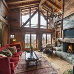 Les Lutins fireplace