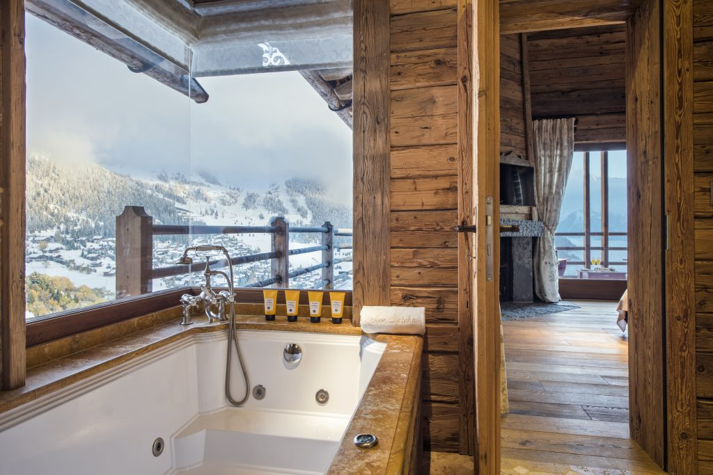 Baths with a view