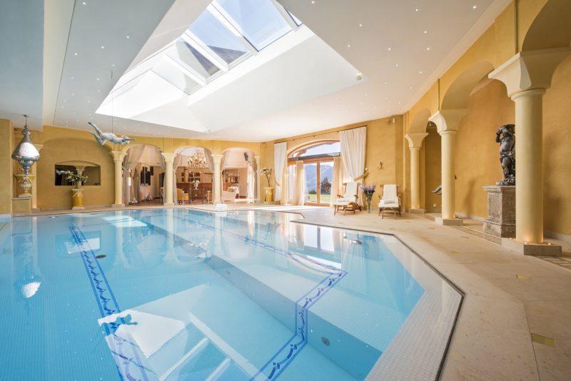 Bella Coola's swimming pool