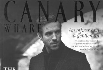 Canary Wharf Magazine 1.11.14 Cover (1)