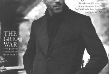Canary Wharf Magazine 1.11.14 Cover