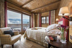 Switzerland's Best Ski Chalet nominee: Mon Izba has five en-suite bedrooms
