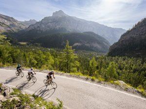 alps mountain biking