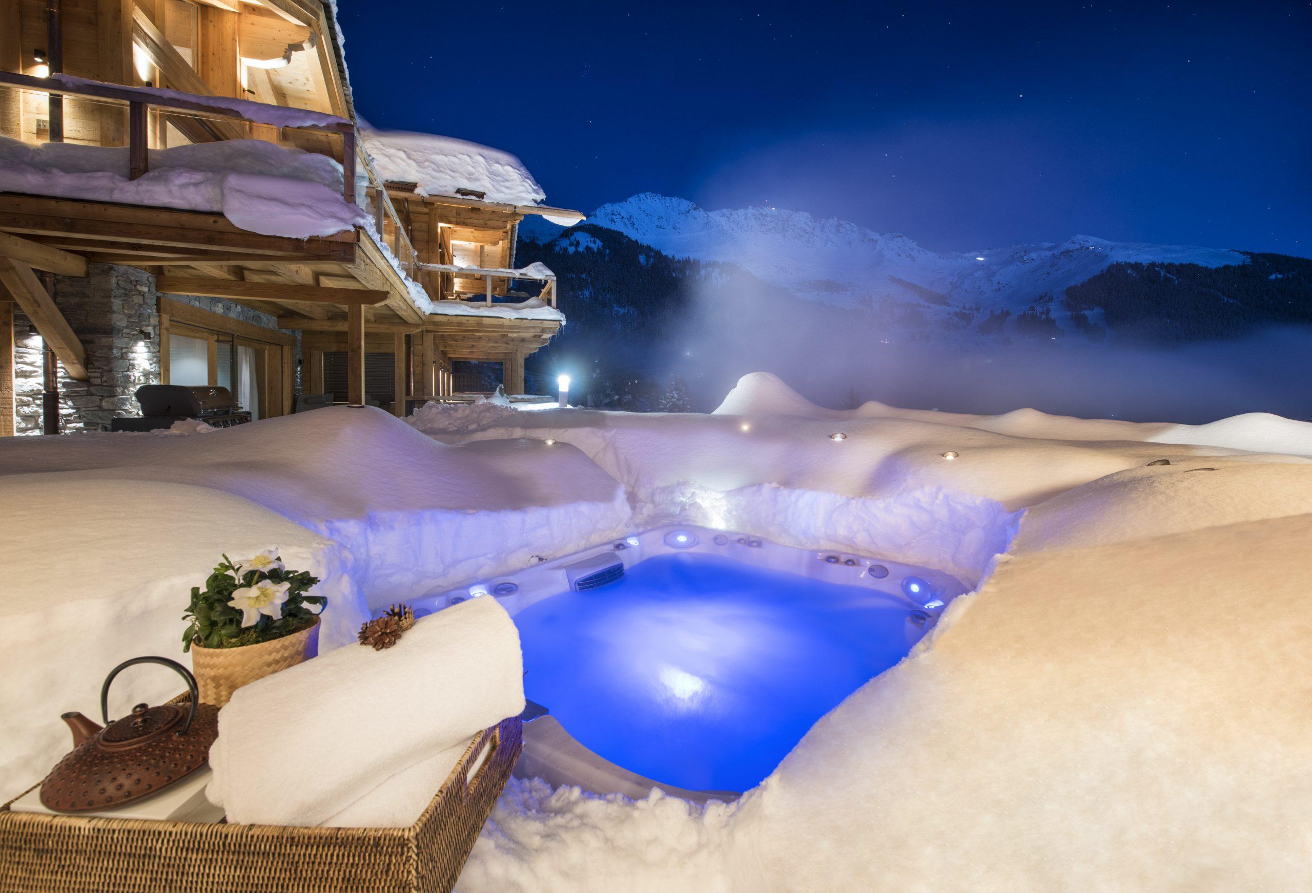 Ice Hot Tub