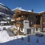Chalet Shalimar in Zermatt