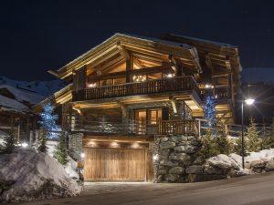 Luxury Ski Chalets from Bramble Ski