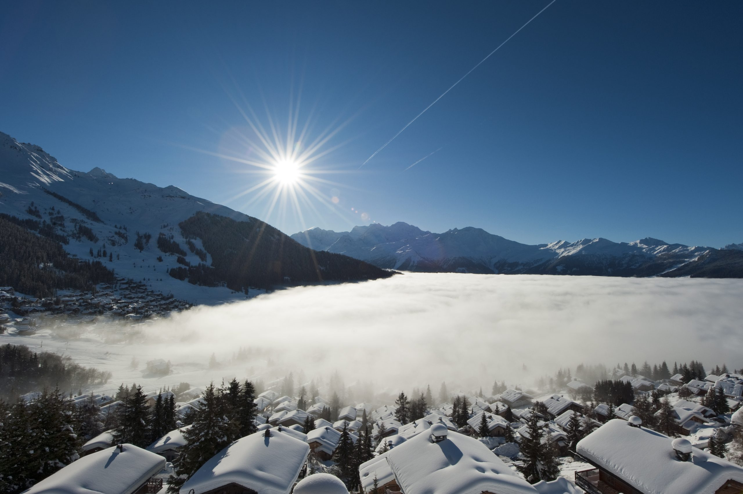 Verbier`s breath-taking inversions
