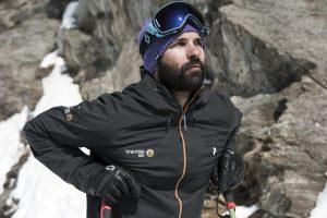 Bramble Ski Pro ski instructor