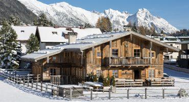 Chalet Tschoder in St Anton, Austria