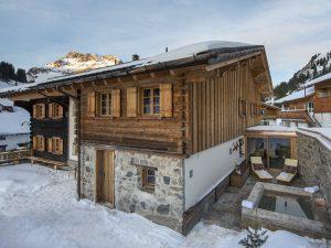 Austria's Best Ski Chalet nominee