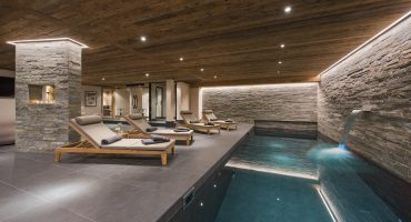 The Chalet Spa Features