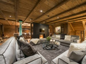 Überhaus Living Room