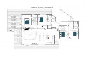 Agate Residence - First floor  Floorplan