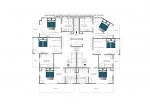 Alex - Living floor Floorplan