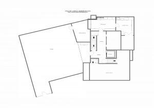 Bella Rocca - Underground floor Floorplan