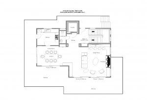 Calima - Third floor Floorplan