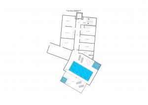 Calima - Ground floor Floorplan