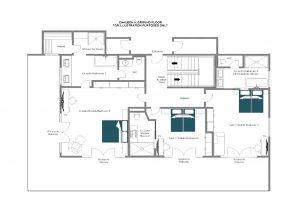 Chalech L - Ground floor Floorplan