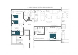 Cimerose - Floor plan Floorplan