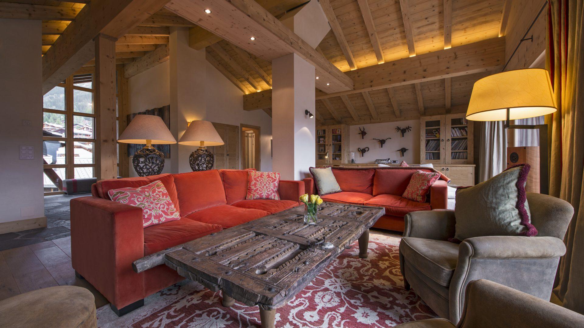Bel attique en triplex au coeur de Conches
