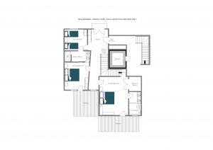Deux Rivieres - First floor  Floorplan