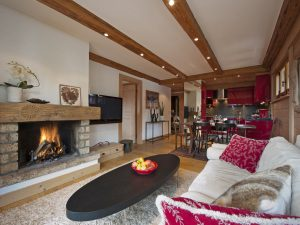 Val Fleuri Living Room