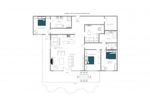 Inverno - Ground floor  Floorplan