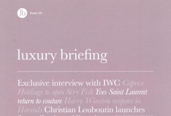 luxury briefing