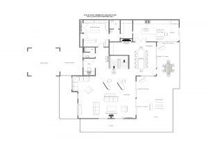 Mont Tremblant - First floor Floorplan