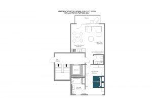 Mount Callaghan - First floor  Floorplan