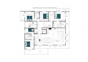 Nidus Apartment 4 - Second floor  Floorplan