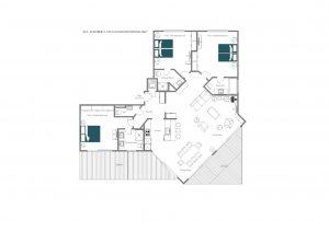 No. 5, Apartment 4 - 2nd floor  Floorplan