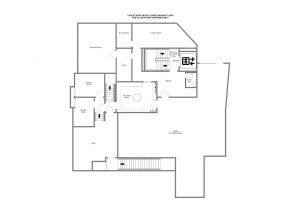 NewRock - Lower ground floor Floorplan