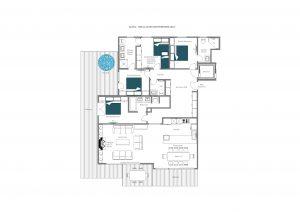 Sayeu 116 - First floor  Floorplan