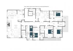 Soline - First floor  Floorplan