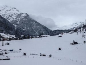 St Anton Ski Slopes