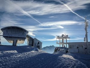 St Anton Ski Lift