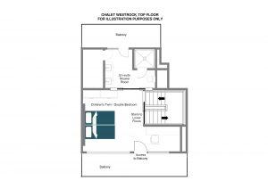 WestRock - Top floor Floorplan