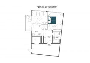 Wheeler Peak - First floor  Floorplan